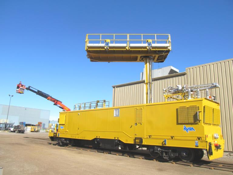 Uprawnienia do obsługi podestów ruchomych kolejowych są wymagane w firmach zajmujących się naprawami infrastruktury